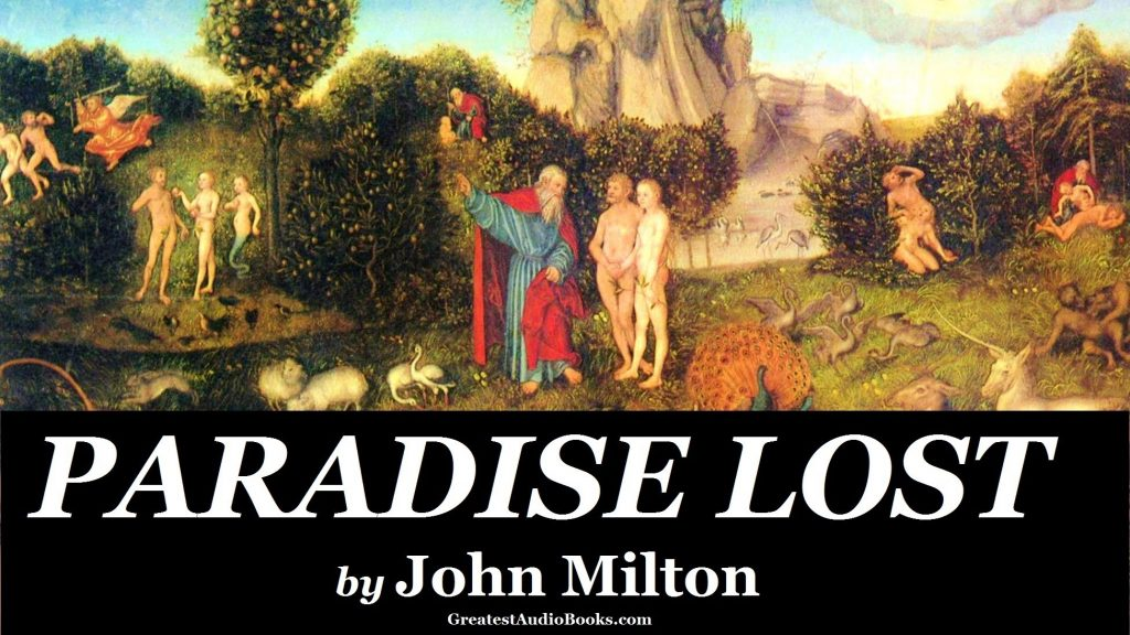 john milton paradise lost
