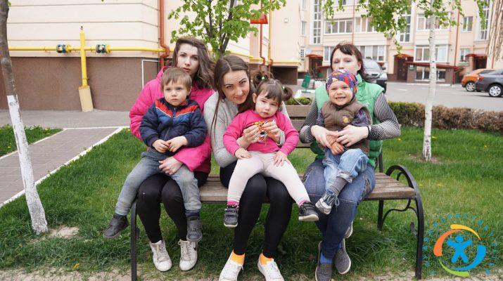 270c59590cb8 Центр помощи молодым матерям с детьми. Как верующие помогают людям в  сложных ситуациях   Статьи на inVictory