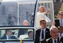 Папа Римский призвал украинскую молодежь быть миротворцами