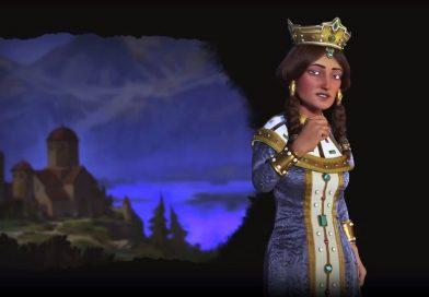Царица, которая способствовала распространению христианства в Грузии, стала героем видеоигры