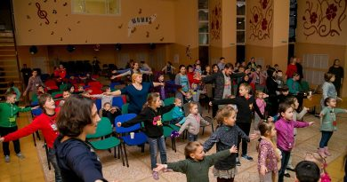 Детская конференция «Глория» в Кемерово собрала 150 человек
