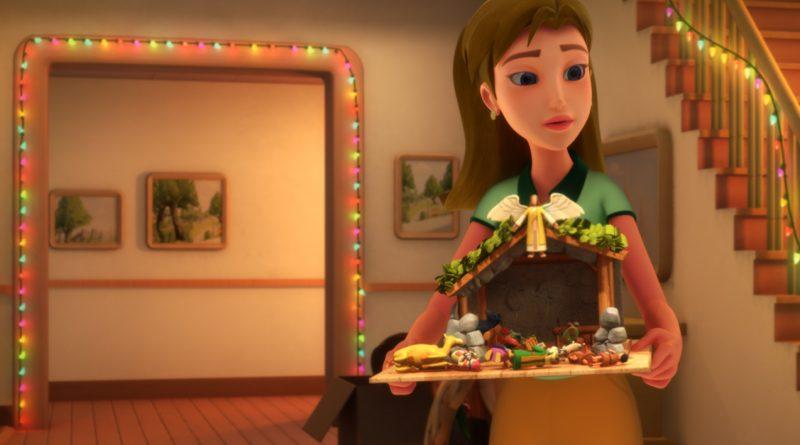 Японское телевидение начало транслировать обновленный мультфильм «Суперкнига»