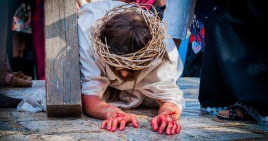 Христиане из Украины проведут в Израиле реконструкцию пути Христа по Виа Долороса