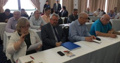 Евро-Азиатская Федерация баптистских союзов провела съезд в Израиле