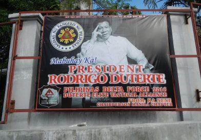 Президент Филиппин сказал, что уйдет в отставку, если ему покажут селфи с Богом