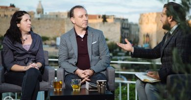 ТБН покажет повтор прямого эфира об отдыхе в Израиле