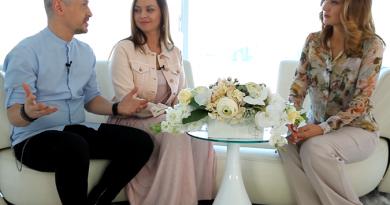Гостями проекта ТБН «Три сложных вопроса» стали пасторы Виктор и Татьяна Лавриненко