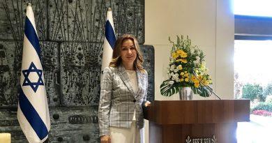 Глава ТБН рассказала о роли Международного Христианского Медиа Саммита в Израиле