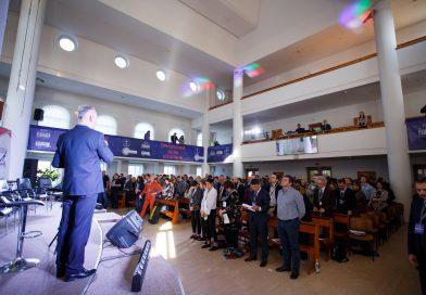 Форум «Время профессионалов» в Беларуси собрал более 600 участников