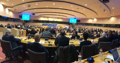 Европейский Молитвенный Завтрак собрал в Брюсселе участников из 28 стран