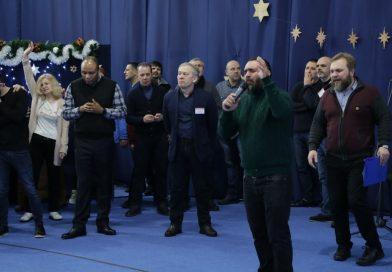 Под Киевом прошла Межцерковная молитва об Украине