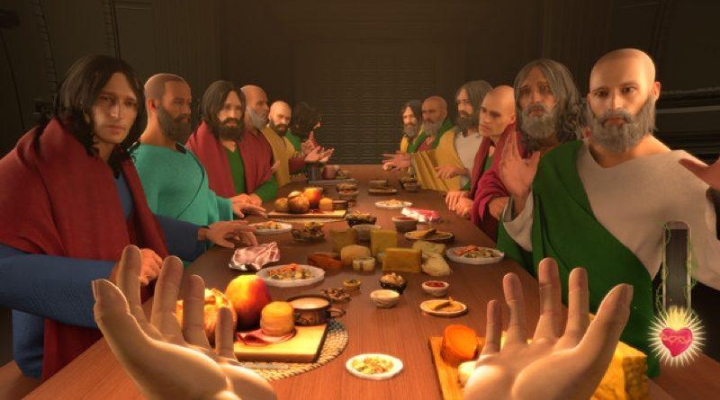 В новой игре-симуляторе участники смогут пройти путь Иисуса Христа