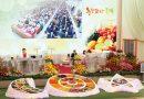 В южнокорейской церкви «Манмин» провели День Благодарения