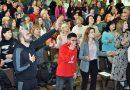 Украина: В молитвенной конференции «Нового поколения» участвовала команда из Латвии
