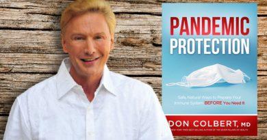 Как укрепить иммунитет во время пандемии  — тема новой книги автора бестселлера «Семь столпов здоровья»