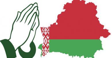 Верующие и христианские лидеры по всему миру призывают молиться за Беларусь