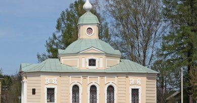 Виртуальный концертный зал откроется в церкви под Санкт-Петербургом