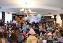 Церковь из Ровно (Украина) организовала рождественский праздник для детей (фото)