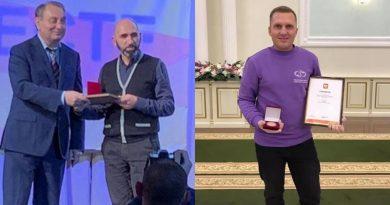 Российские пасторы получили медали от Президента страны за волонтерскую деятельность