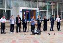 В Новой Каховке (Украина) прошла межконфессиональная молитва в центре города