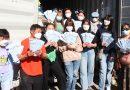 Корейская мегацерковь направила маски, одежду и ноутбуки христианам в Монголии