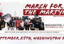 Open Doors USA пригласила христиан учавствовать в марше солидарности с гонимыми за веру