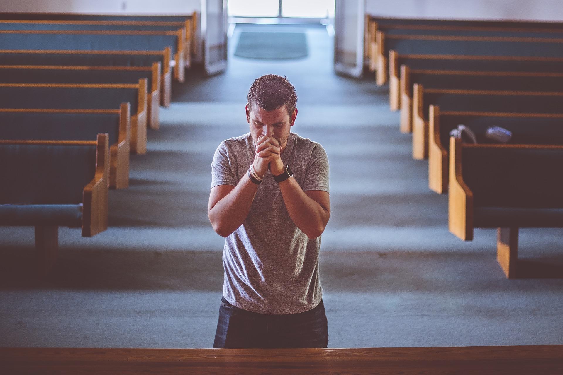 Почему многим верующим так трудно молиться?